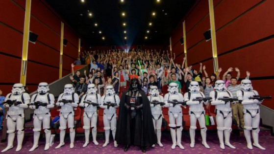 The Shanghai International Film Festival Star Wars