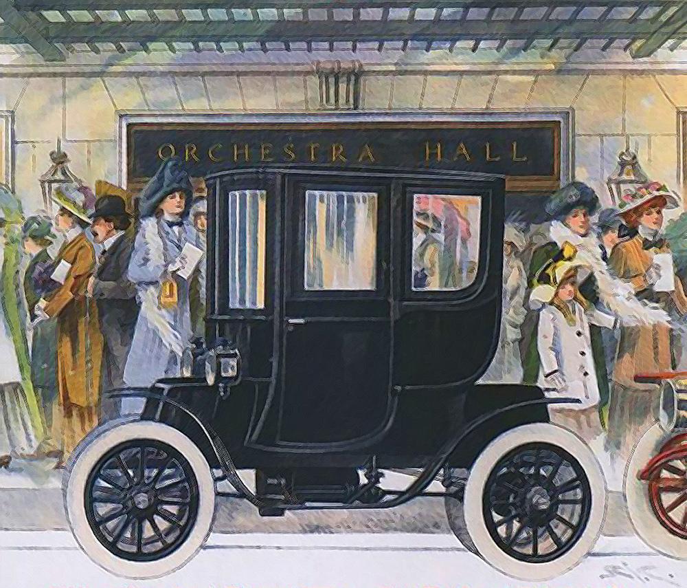 The Parker's Car