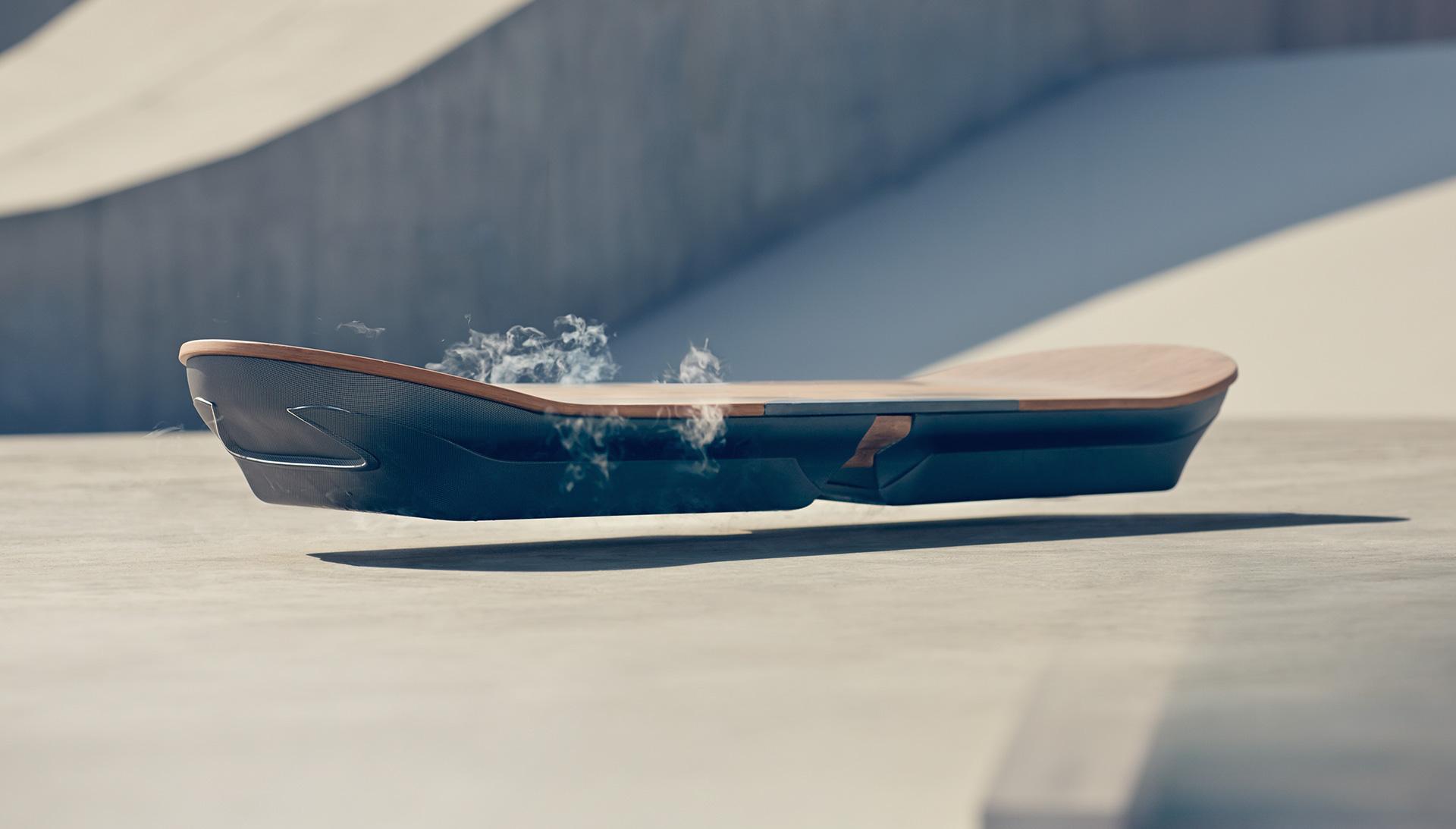 Lexus ha creato un vero Hoverboard?