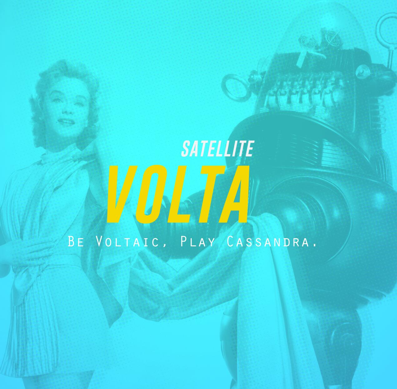 Satellite Volta tra i Wiki Projects di Apache Cassandra