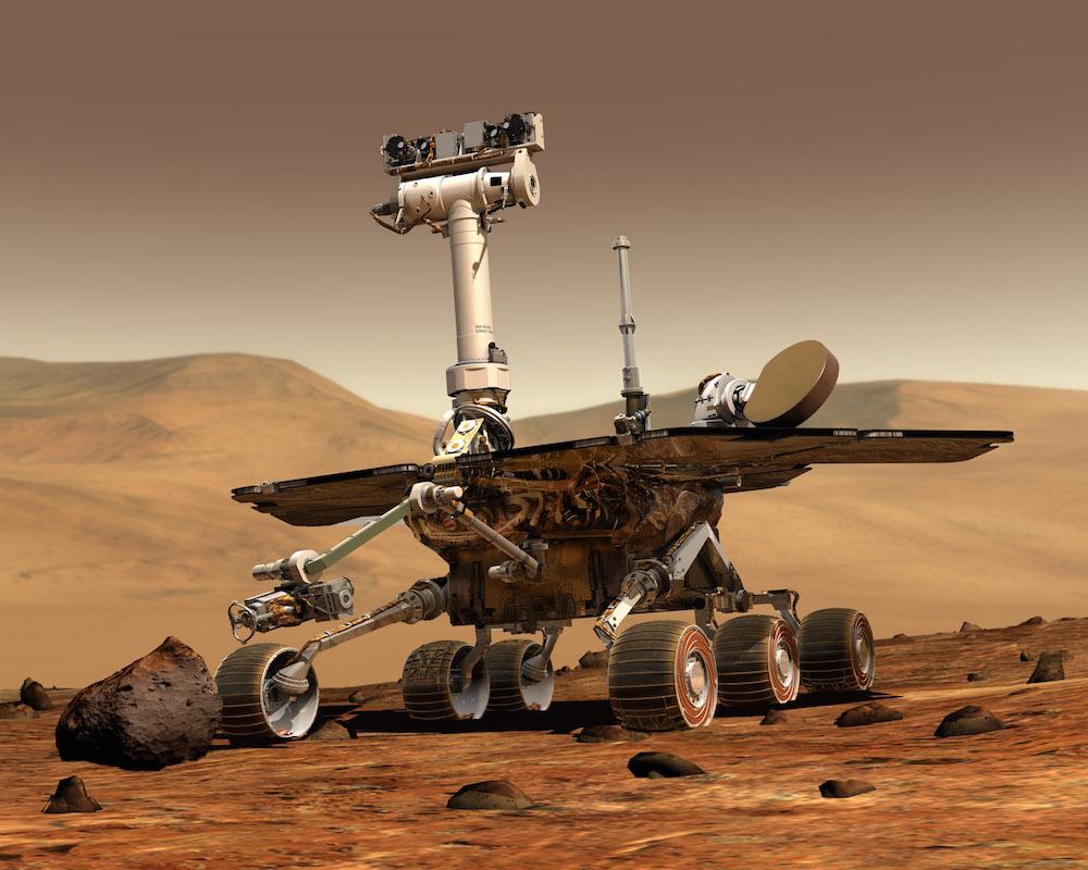 11 anni di Opportunity su Marte