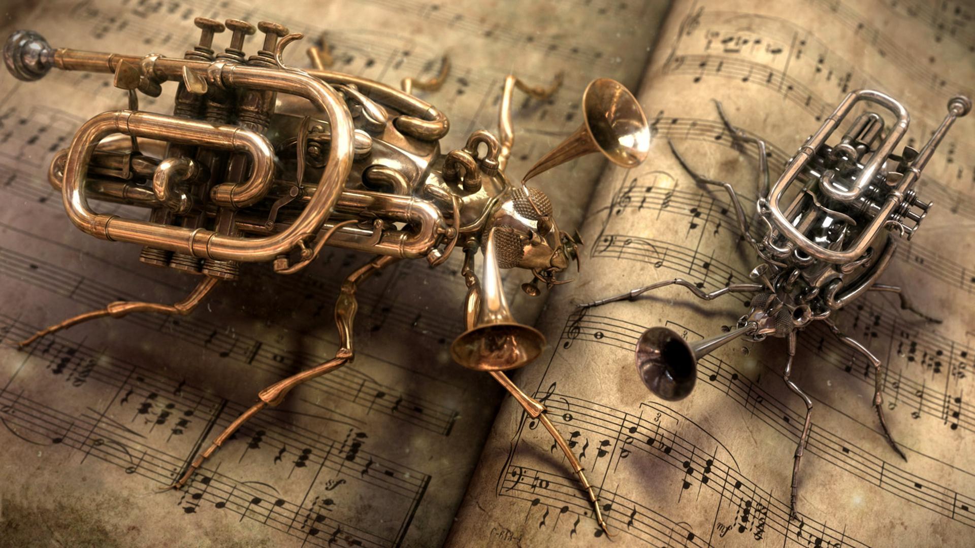 Strumenti musicali inusuali