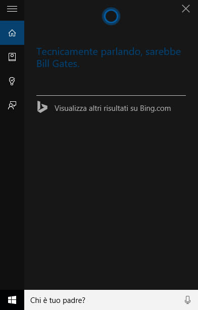 Windows 10 Cortana 2