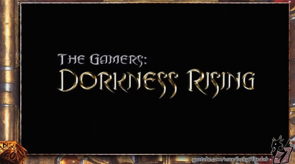 The Gamers: Dorkness Rising – Dub Ita Pt. 2/9