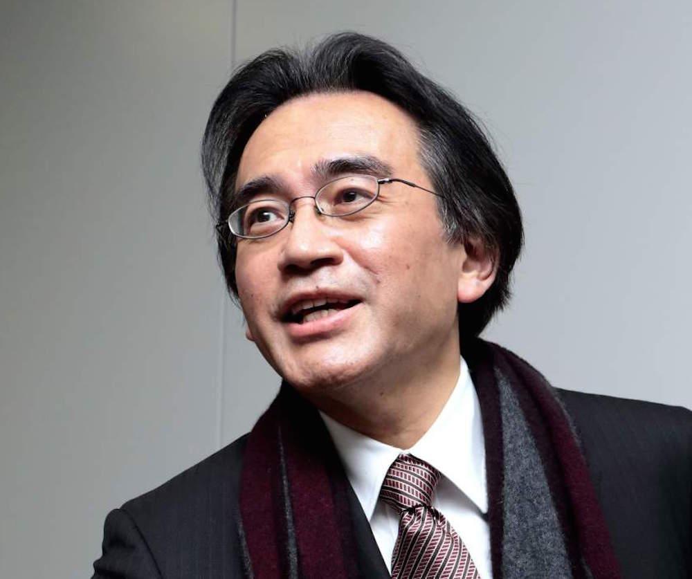 Satoru Iwata, addio.