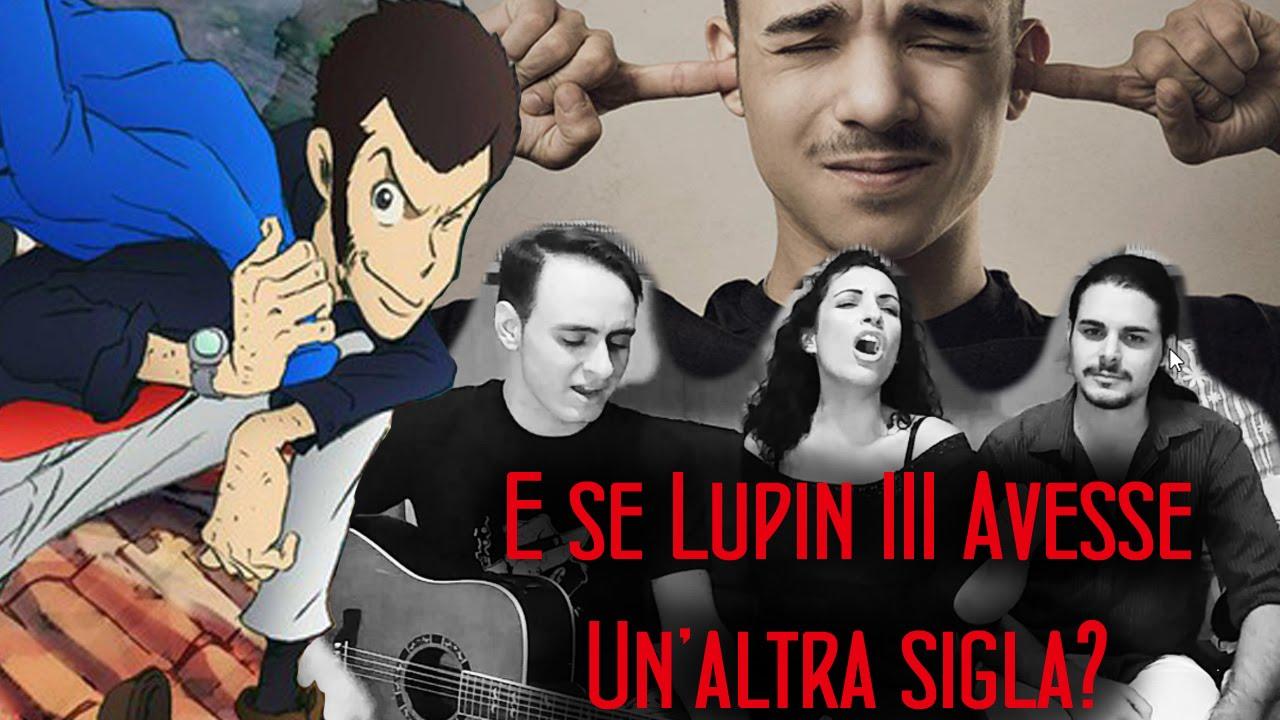 La nuova sigla di Lupin III secondo Le Terre Lontane