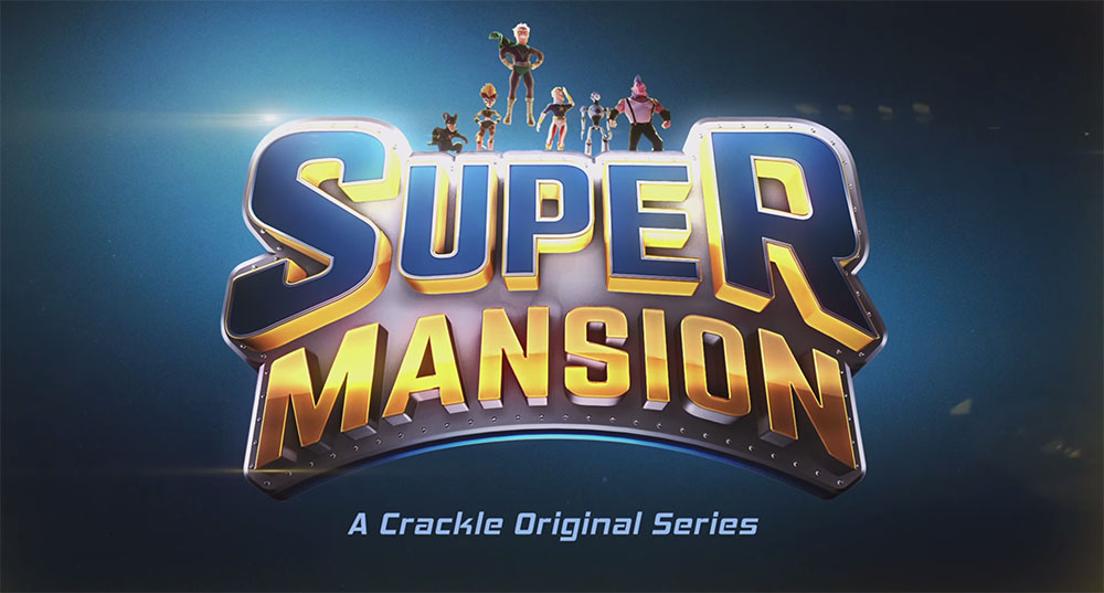 Super Mansion - Trailer