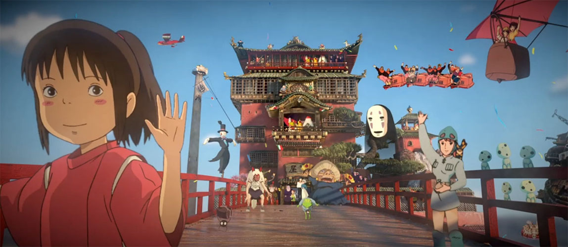 Tributo al Maestro Hayao Miyazaki