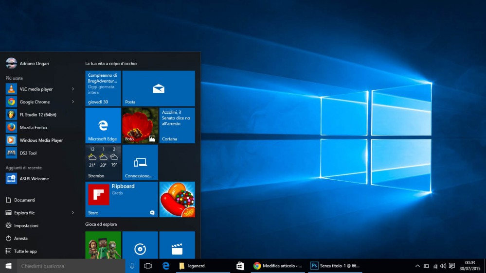 Windows 10 - Base