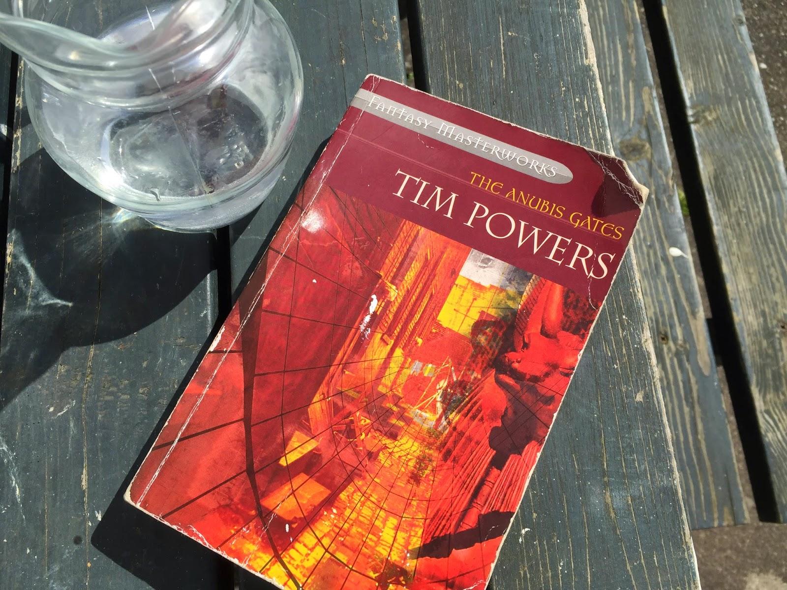 The Anubis Gates di Tim Powers
