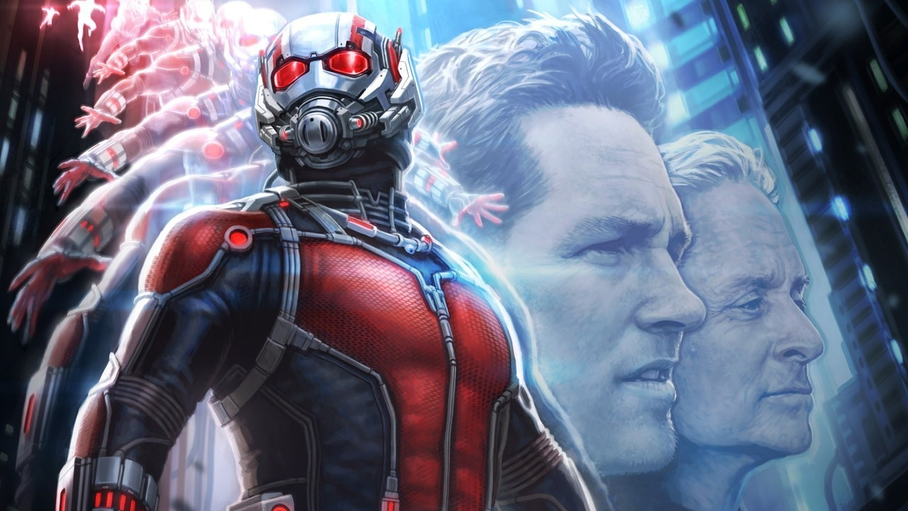 Pretty little thing called Ant-Man
