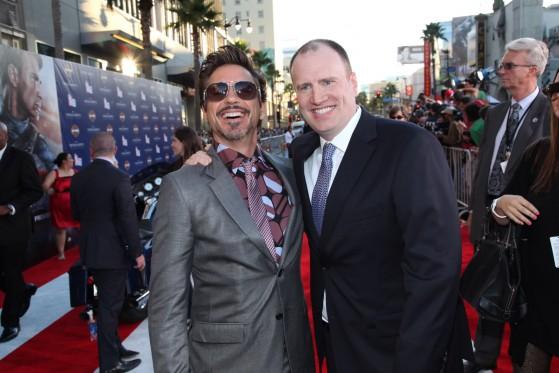 Due miliardari che ringraziano la Marvel