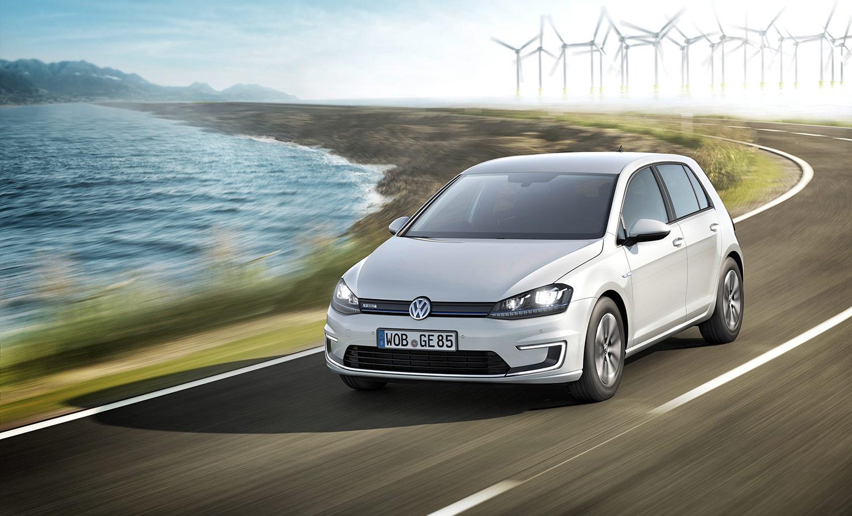 Volkswagen E-Golf: A Green Love Story