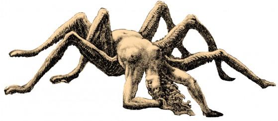 Aracne: Spider.Woman je spiccia casa.