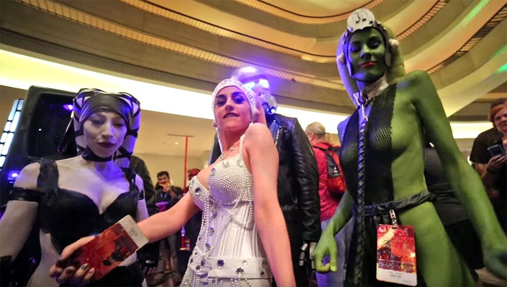 Dragon Con 2015 - Epic Cosplay Party