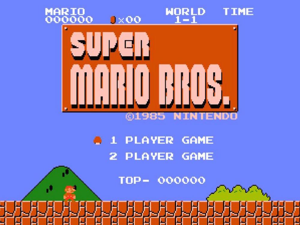 30 anni di Super Mario Bros.