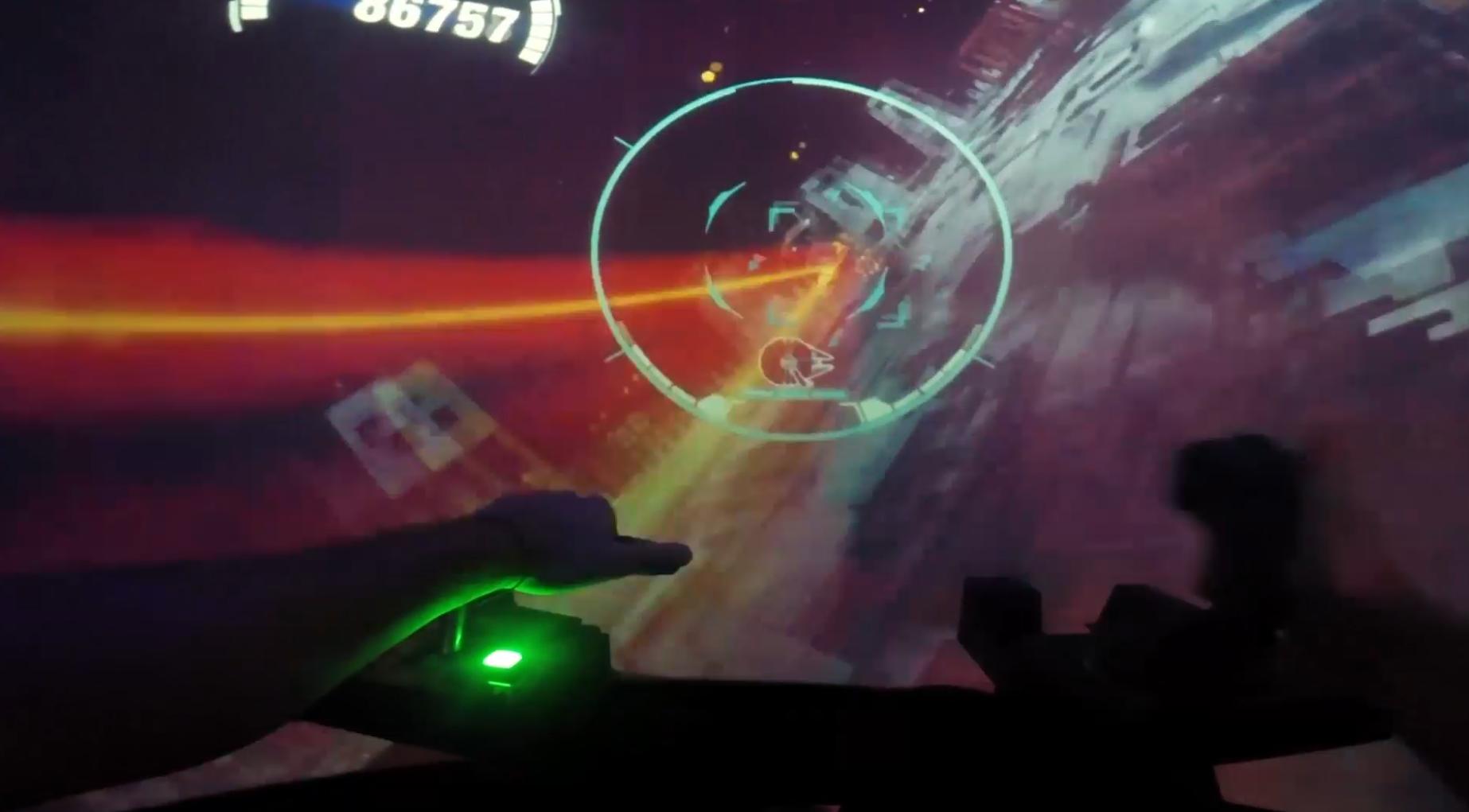 Star Wars: Battle Pod Test a Londra!