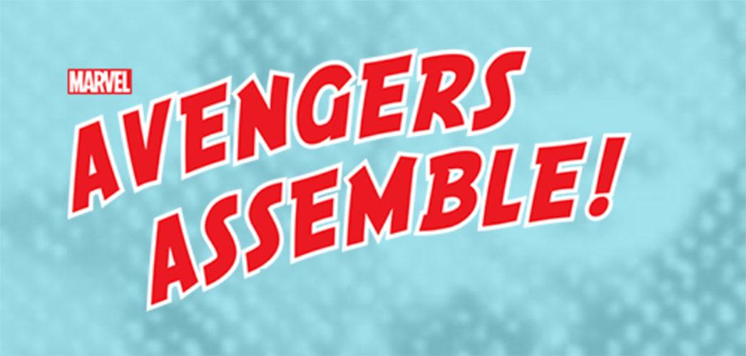 Avengers Assemble - Infografica