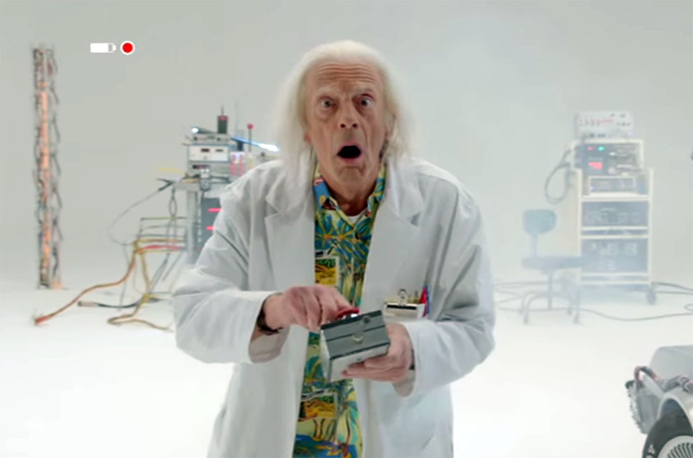 Doc Brown Saves The World - Teaser Trailer