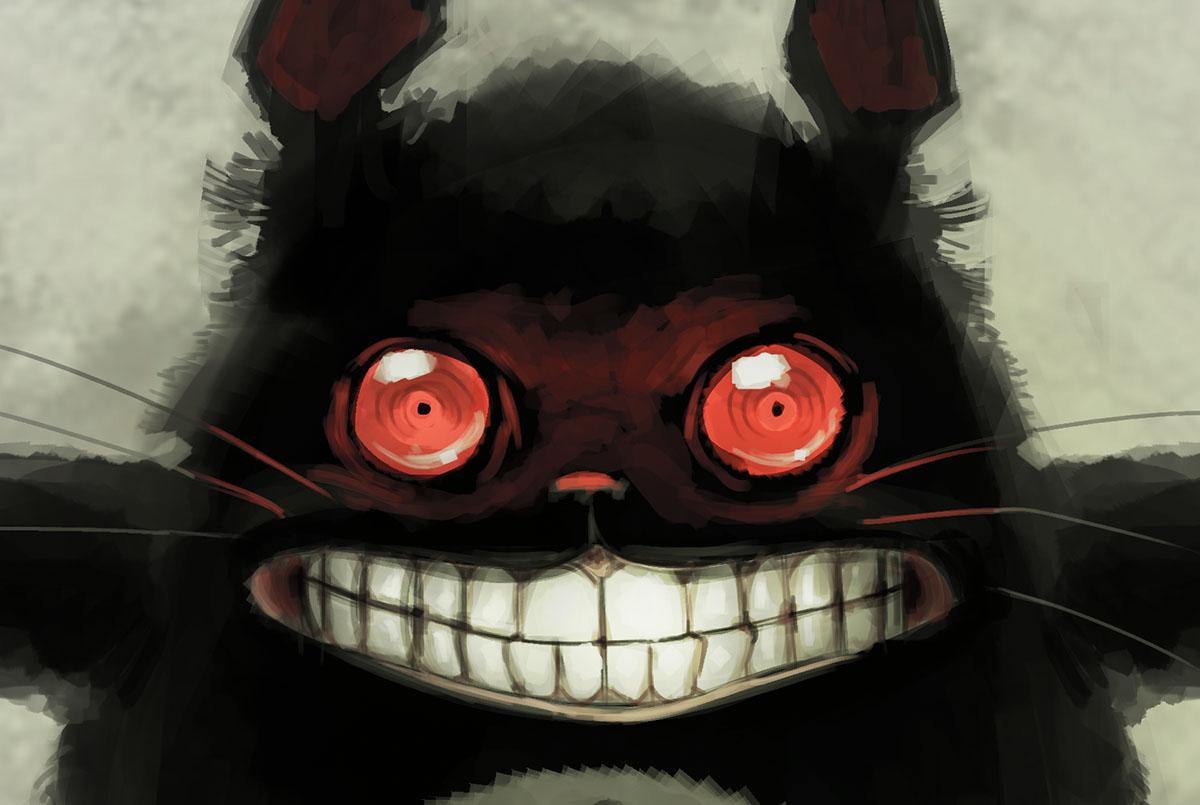 Il mio nemico Totoro