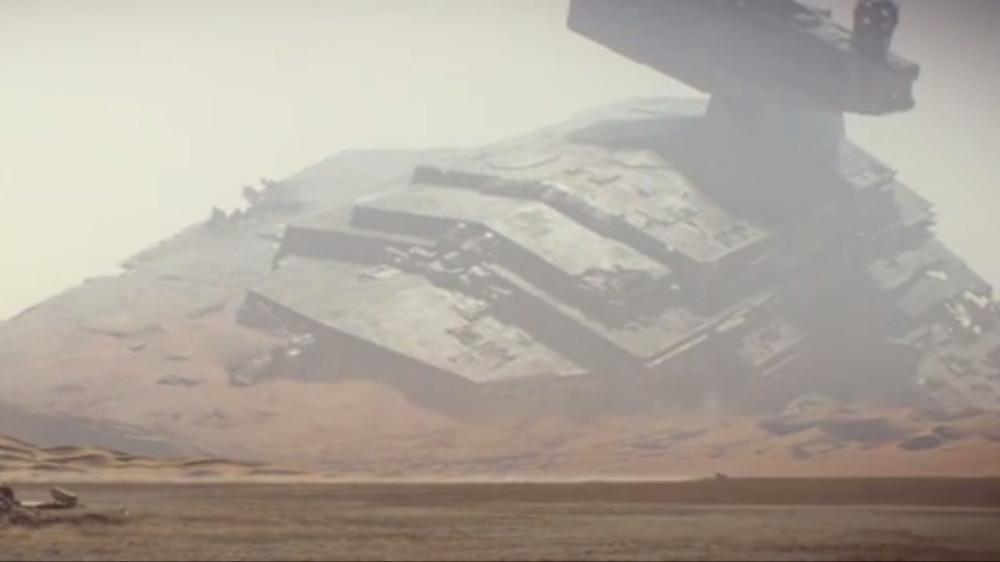 Star Wars: The Force Awakens - Esplora Jakku a 360°