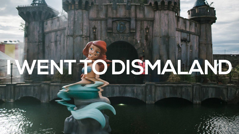 I went to Dismaland