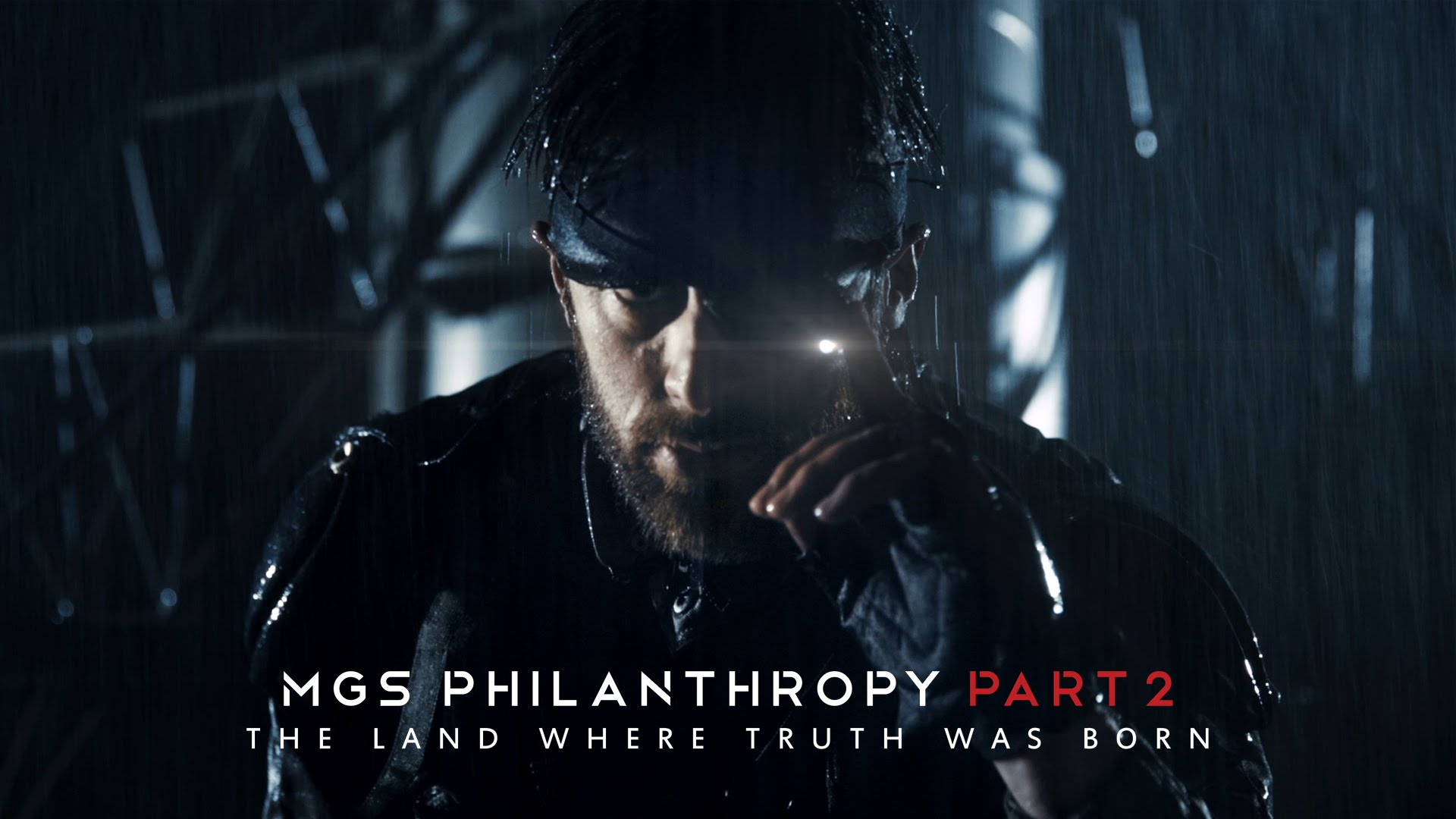 Metal Gear Solid: Philanthropy 2 - The Land Where Truth Was Born