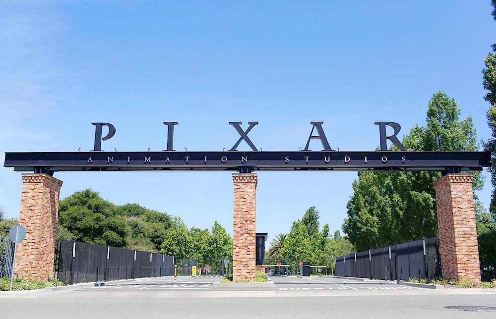 Il tour completo dei Pixar Animation Studios