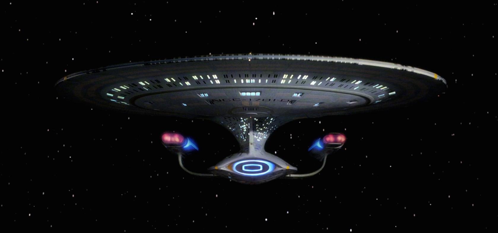 Un tour virtuale nella Enterprise D