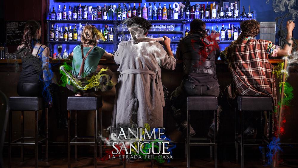 Anime e Sangue - La Strada per Casa