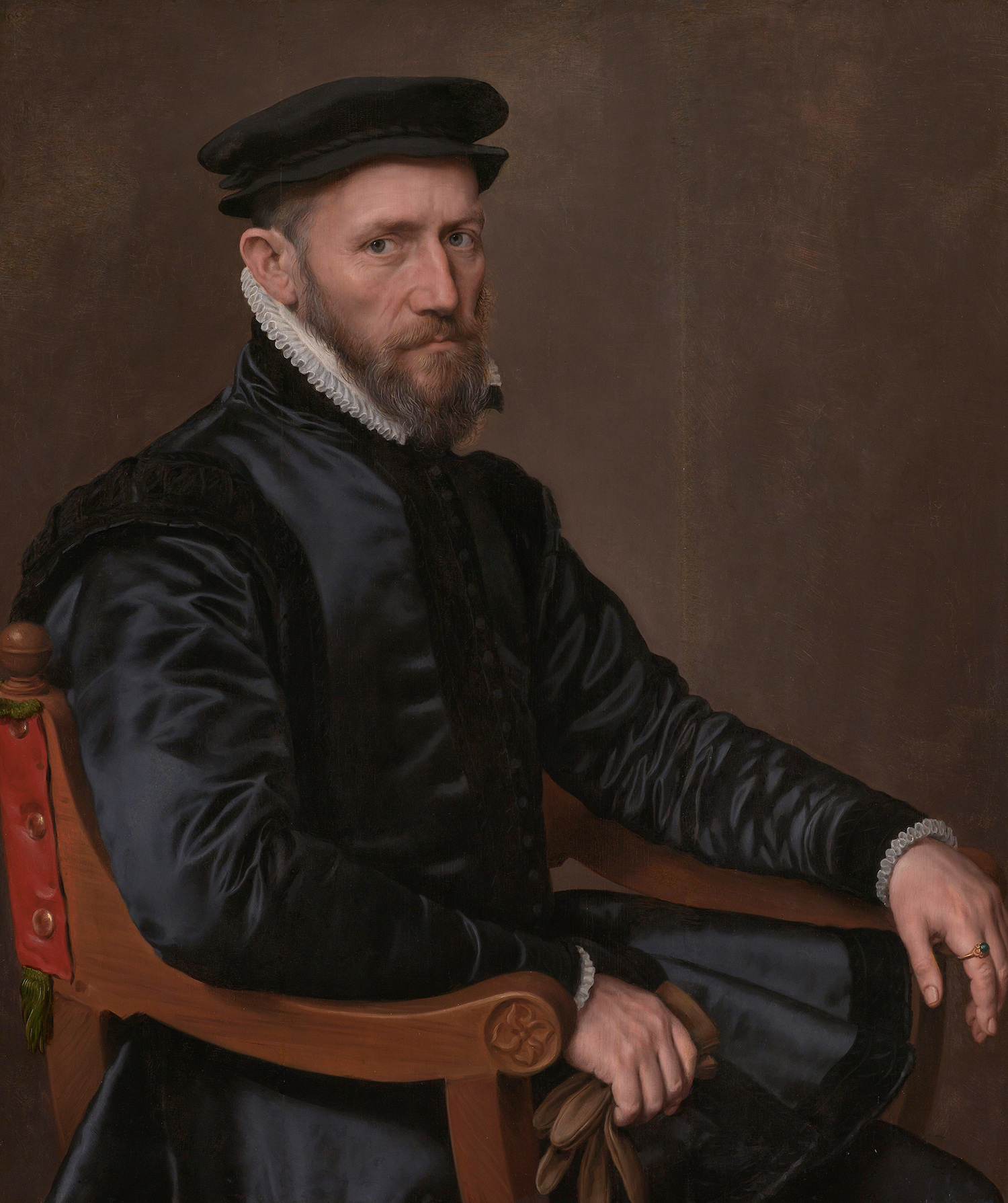 Thomas Gresham (1519 - 1579), by Anthonis Mor