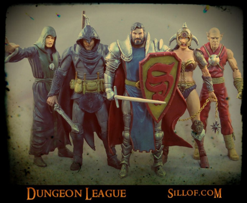 Dungeon League 6