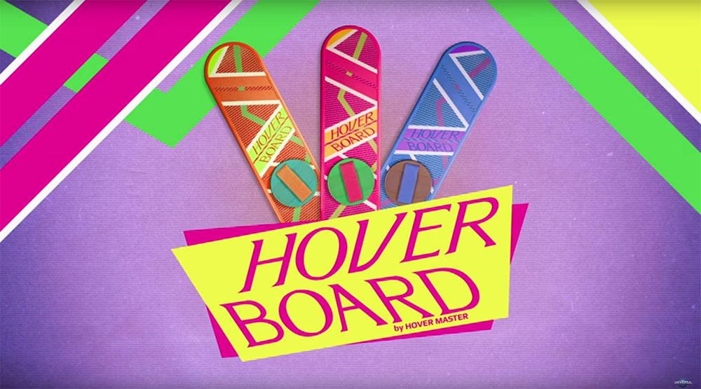 Hoverboard - Spot Ufficiale