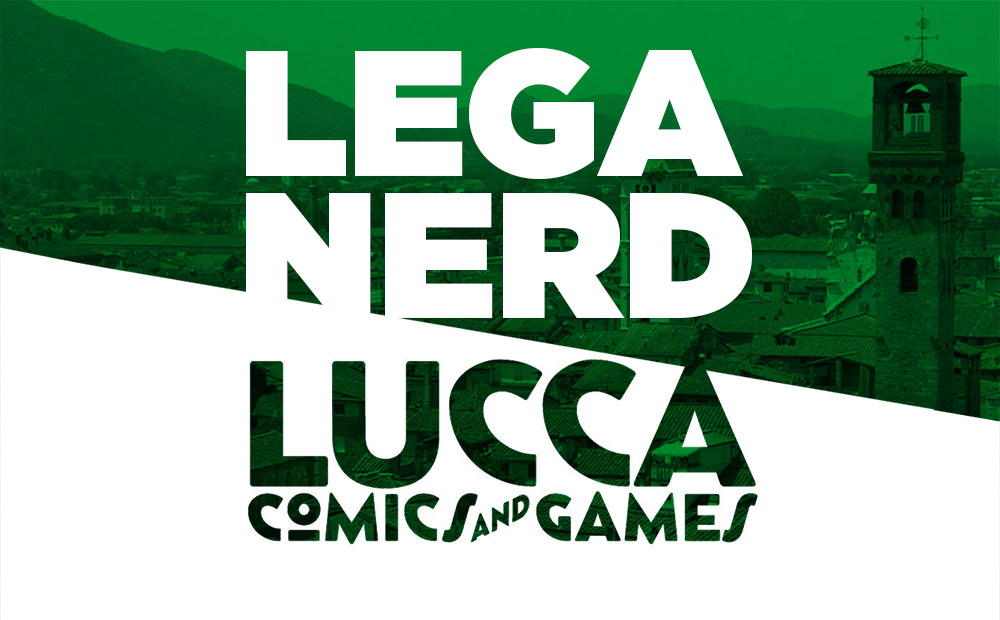 Lega Nerd a Lucca Comics and Games 2015