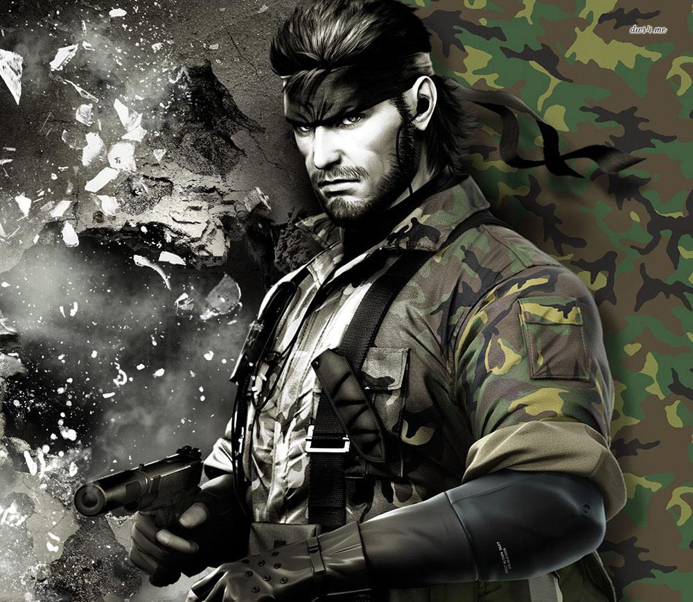 Sleeping with the Enemy - Metal Gear Solid Fan Film