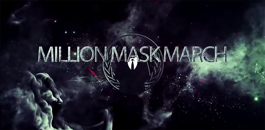 La Million Mask March e gli introiti di Warner Bros