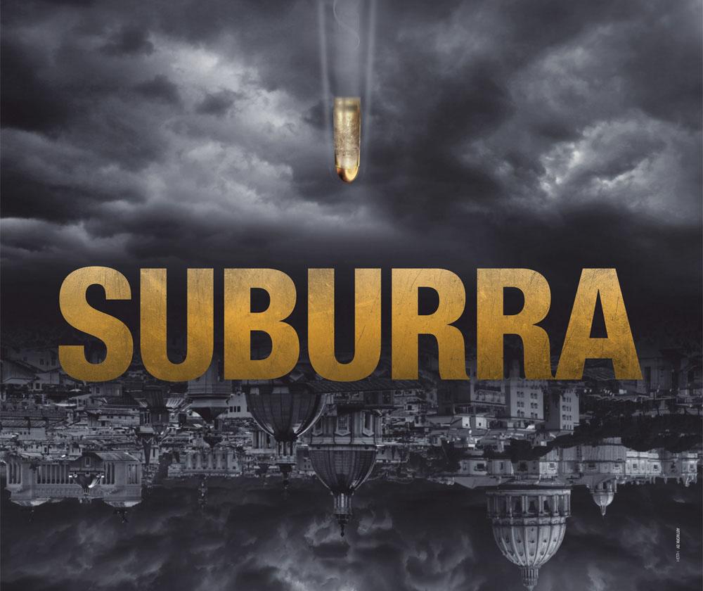 Netflix Italia produrrà la serie TV di Suburra