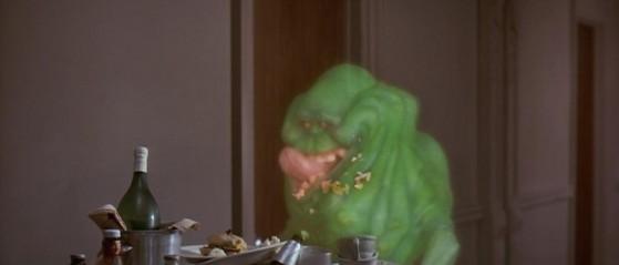 slimer, ghostbusters