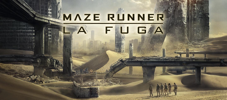 Maze Runner, La Fuga - Trailer