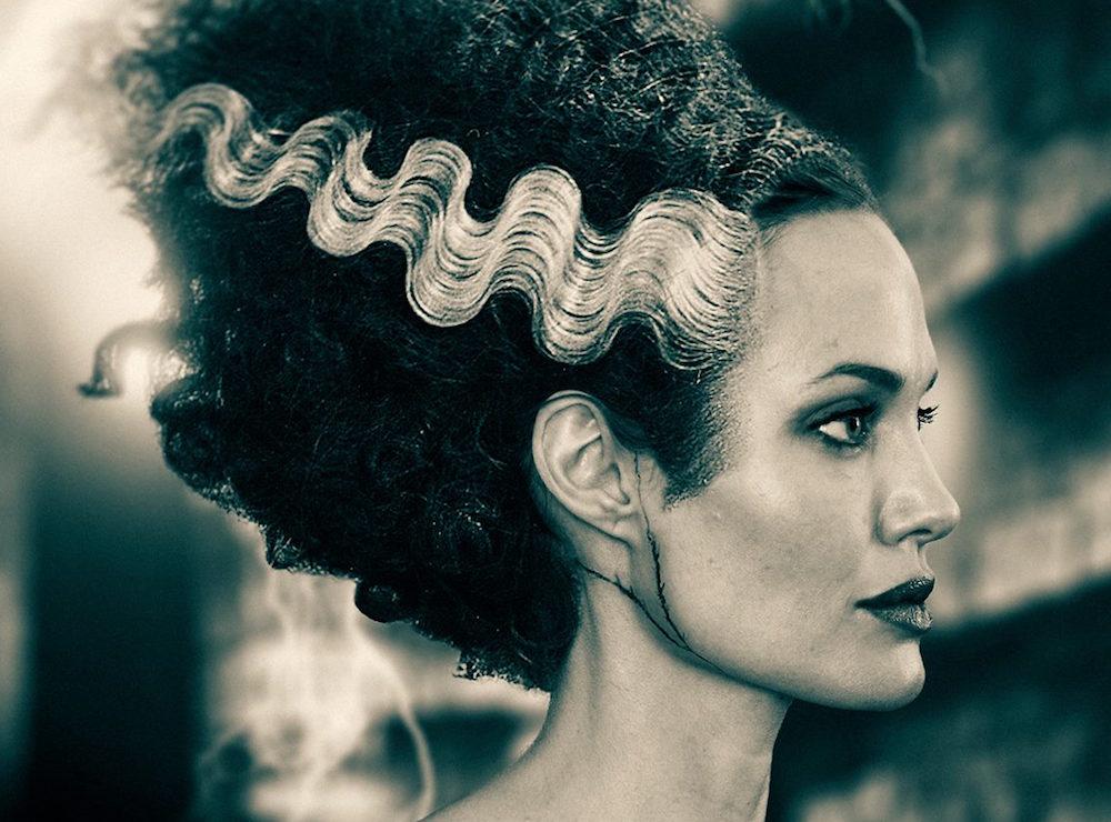 Angelina Jolie sarà La moglie di Frankenstein?
