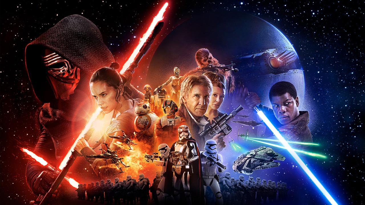 Star Wars: The Force Awakens - Tutti gli spot TV