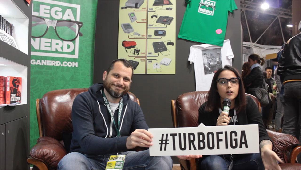 Lega Nerd a Lucca Comics & Games: #Vlog Day 3
