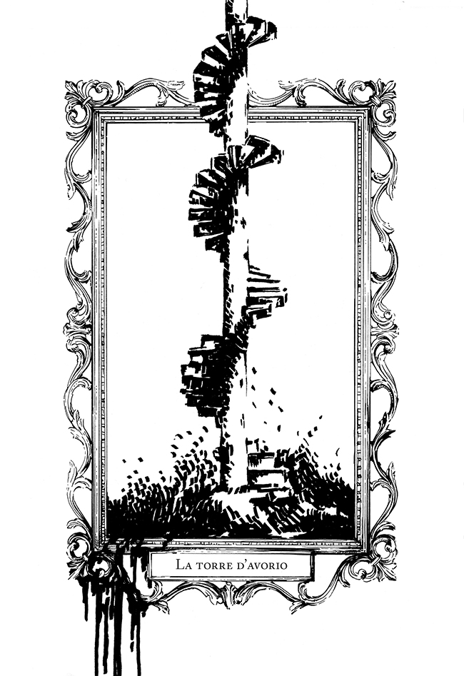 La torre d'avorio