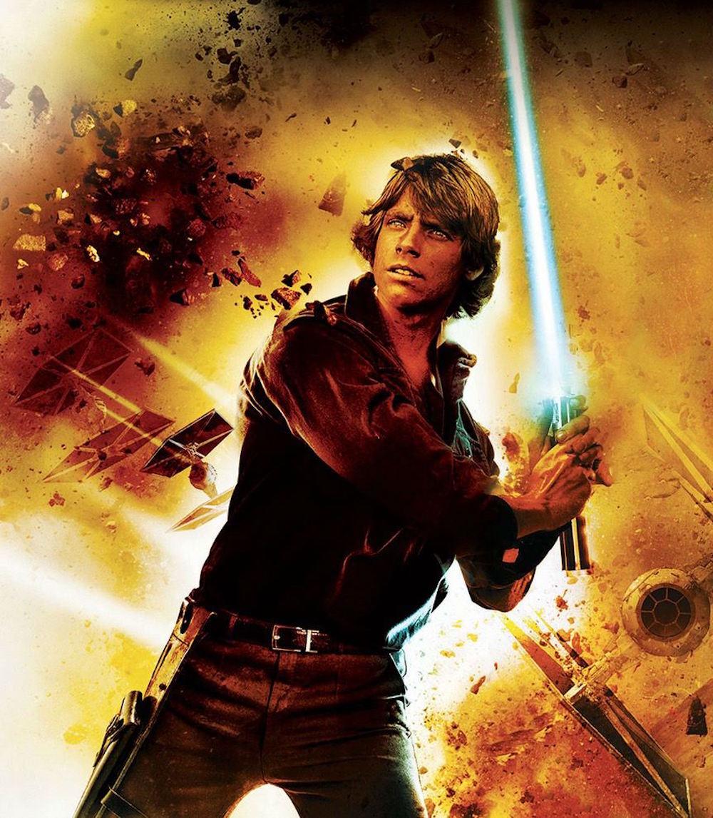 Luke Skywalker Kill Count Supercut
