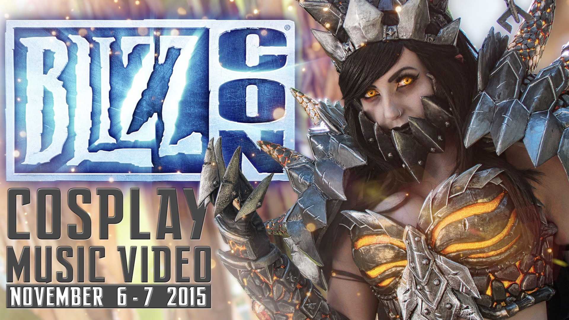 BlizzCon 2015 - Cosplay Music Video