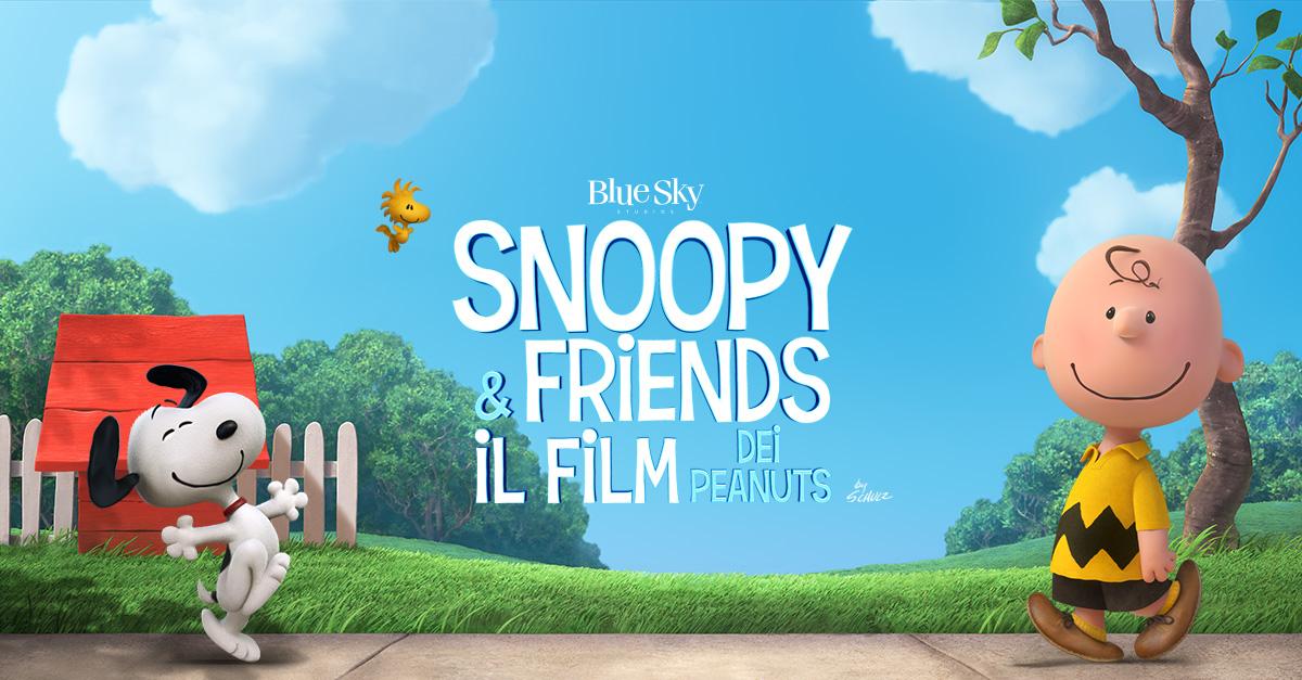 Snoopy & Friends: il ritorno dei Peanuts in 3D