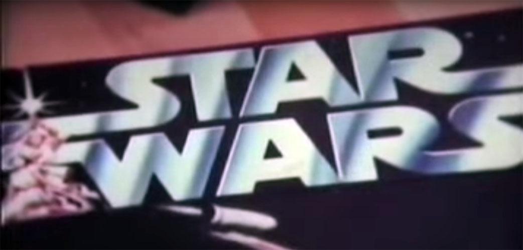 Star Wars: gli spot dei giocattoli del 1977