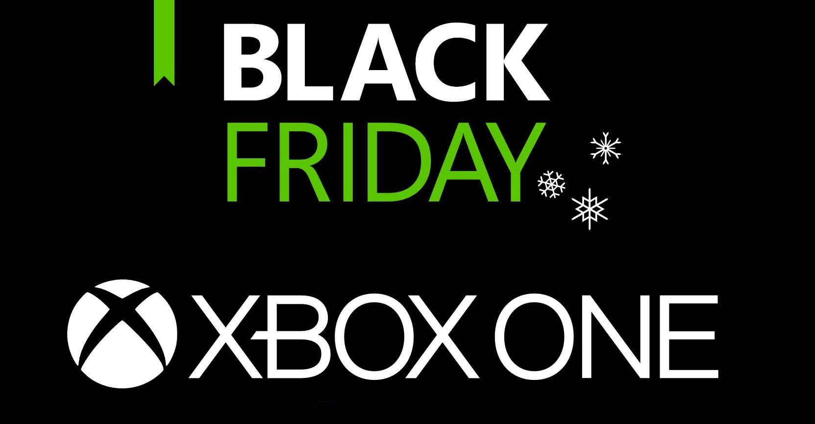 Si avvicina il Black Friday di Xbox