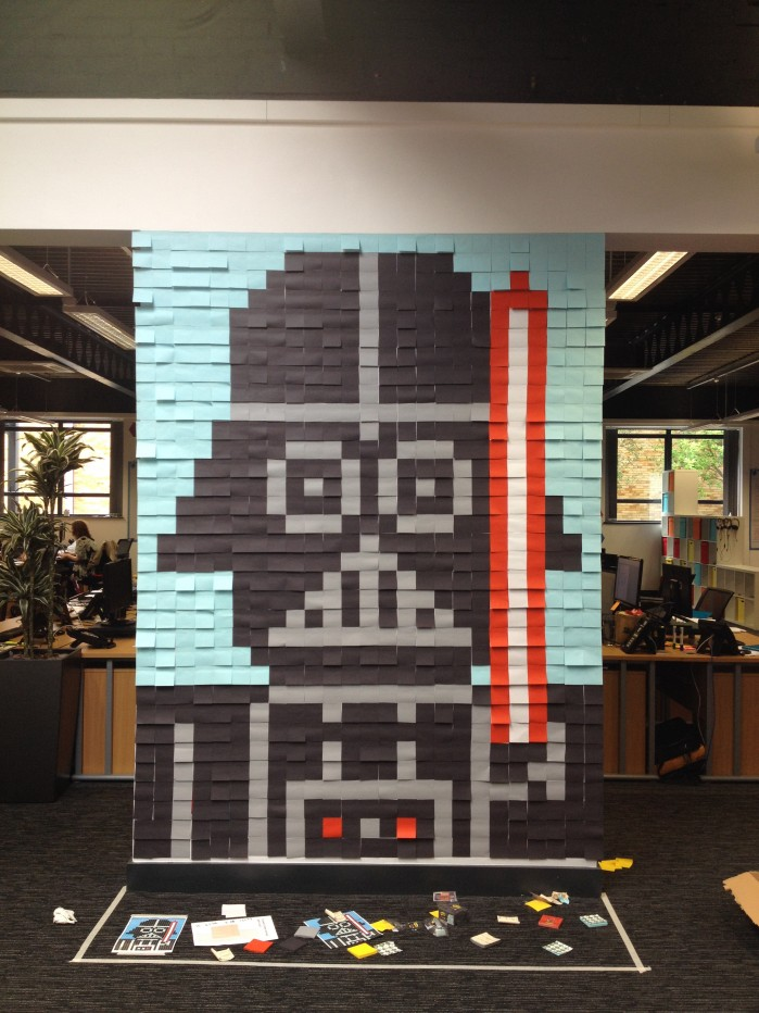 Darth Vader - Star Wars Post-it