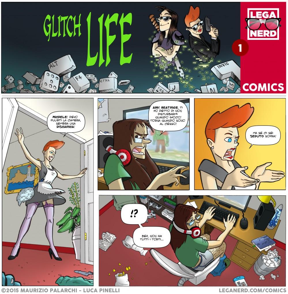 Glitch Life ep.1